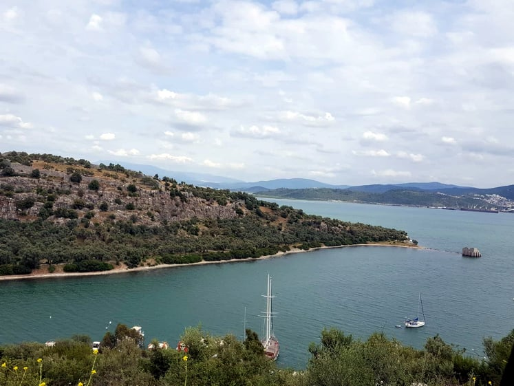 Bodrum Resimleri Deniz