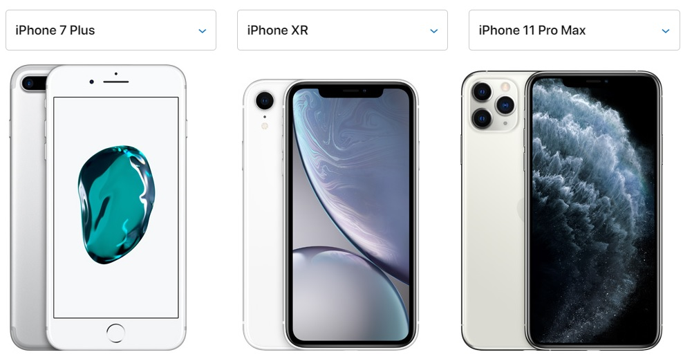 iPhone 7 Plus, iPhone XR, iPhone 11 PRO Resimleri